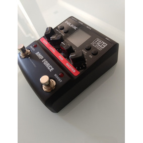 Pedal Amp Force Nux
