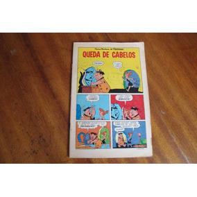 Gibi Abril Os Flintstones 24 (1974) Sem Capa / Queda Cabelos