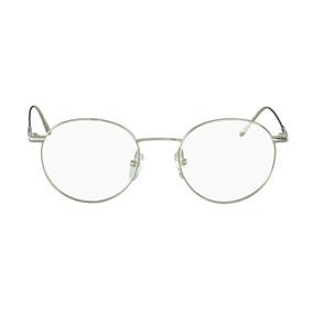Oculos De Grau Oval - Óculos Prateado no Mercado Livre Brasil d117f7255c