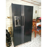 Se Vende Refrigeradora General Electric Con Ice Maker
