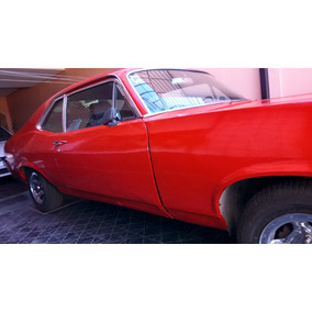 Chevrolet Chevy Coupe Serie 2 Ss 1972