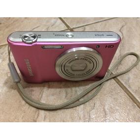 Câmera Digital Samsung Hd St64 - 14 Mpx - 5x Zoom