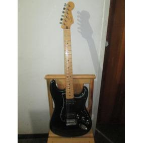 Fender Stratocaster Blacktop Con Micrófonos Dimarzio