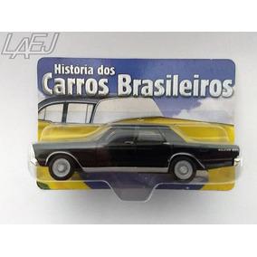 Miniatura Ford Galaxie - Hist. Dos Carros Brasileiros