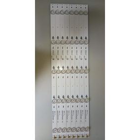 Barra Led Tv Tcl L48s4700fs   48hr330m05a1 V2   Kit 8 Un.