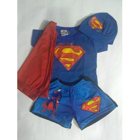 Body Superman Bebe Con Capa - Ropa y Accesorios en Mercado Libre ... 73b7fe9cd66