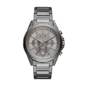 c1e25106695 Relógio Preto Metal Armani - Relógios De Pulso no Mercado Livre Brasil