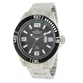 85fa629f0a6 Relógio Backer Masculino no Mercado Livre Brasil