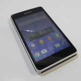 Sony Xperia E1 D2114 Branco 4gb Dual Chip -usado C/ Garantia