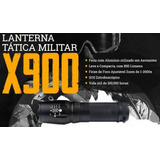 Lanterna X900 100% Original Longo Alcance A Mais Potente