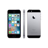 iPhone Se 16gb Cinza Espacial Tela 4 Vitrine