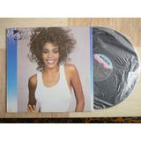 Whitney Houston-disco De Vinil,lp,acetato