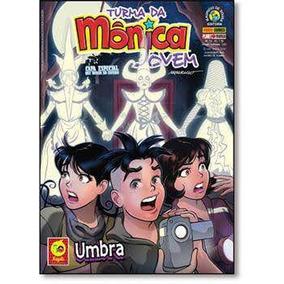 Turma Da Mônica - Edição 74 Umbra! Brilha No Escuro!!