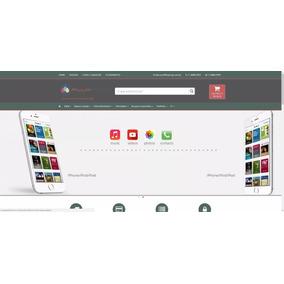 Loja Virtual Fluxshop A Mas Completa Do Mercado Livre.