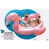 Boia Gigante Flamingo Party 350kg 4 Pessoas