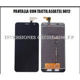 Pantalla Con Tactil Alcatel Ot6012 6012a Idol Mini