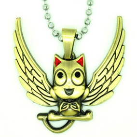 Collar Happy Fairy Tail Color Bronce