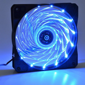 Cooler Para Computador Led Fan Blue