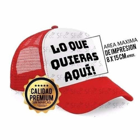 Gorra Camionero Plana - Ropa y Accesorios en Mercado Libre Argentina 886e4d120a0