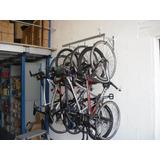 Expositor De Blicicletas Bicicletario Galvanizado