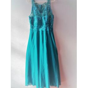 Accesorios vestido verde jade
