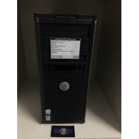 Computador Dell Optiplex Gx620, 80gb, 2gb + Garantia