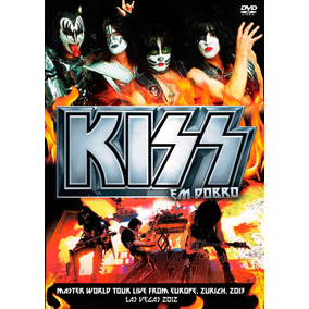 Kiss Em Dobro - Master World Tour Live From Europe, Zurich 2