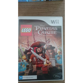 Lego Piratas Do Caribe Para Wii