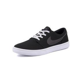 337445d8cb630 Tenis Nike Sb Portmore Ll Solar Negro Cafe 25-29 Originales