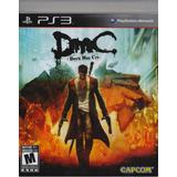 Dmc Devil May Cry Playstation 3 Ps3 Juego Nuevo En Karzov