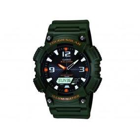 Relógio Masculino Casio Anadigi - Resistente À Água Cronômet