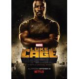 Luke Cage 1ª Temporada Hd - Frete Grátis
