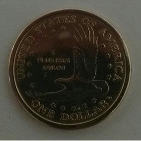 Moeda One Dollar Liberty 2000
