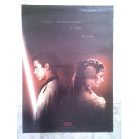 Poster Star Wars Episodio Ii 2 - Guerra Galaxias Clones