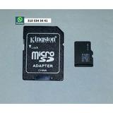 Micro Sdhc 4 Gb Clase 4 Flash Memory Card Sdc4