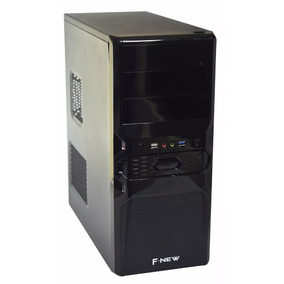 Pc Cpu Desktop Intel Core I5 8gb Ddr3 Hd Ssd 240