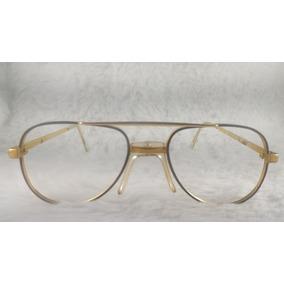 255b8de0b0088 Armacao De Oculos Aviador Retro Juvenil - Óculos no Mercado Livre Brasil