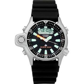 925809af9c2 Relógio Citizen Aqualand Série Prata Jp2000-08e