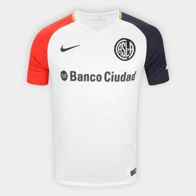 Jersey Original Nike San Lorenzo Almagro Gala 3era 2017-2018 24ffd7d14d989