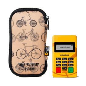 Capa Case Protetora Para Máquina Moderninha Minizinha