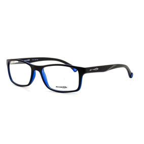 c312b0e69516b Óculos De Grau Masculino Arnette 7073l T 53 C 2248 Preto
