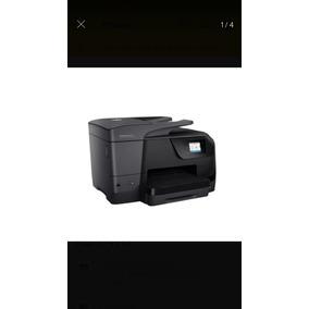 Multifuncional Hp Officejet Pro 8710 Desbloqueada