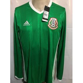91efbe90ca940 Jersey adidas Seleccion Mexicana 2016 100%original Ac2724