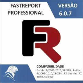 Fastreport Vcl V6.0.7 Interprise D7-d10.2 Tokyo Fonte Full