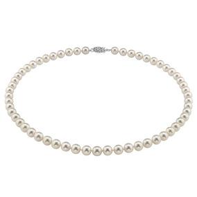 894c3a749e69 Collar De Perlas Cultivadas Japonesas - Collares y Cadenas en ...