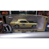 Greenlight 1967 Jerry Titus Ford Mustang Escala 1:18