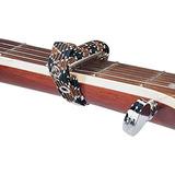 Dunlop 7828 Bill Russell Elástico Banjo / Ukulele Capo L34