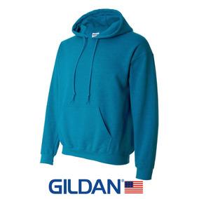Sudadera Gildan 3xl 4xl 5xl Turquesa Para Estampar 18500 Usa