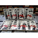 Manga Gantz 8 Volumes Hiroya Oku