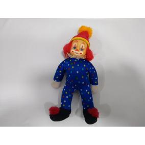 Brinquedo Antigo, Boneco Palhacinho Pirulito Da Trol Anos 80